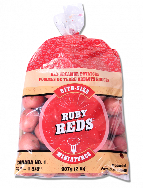 Bite Size Ruby Reds