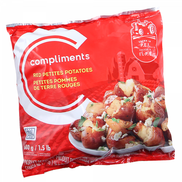 Compliments Red Petites